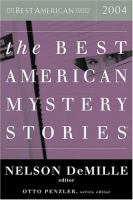 The Best American Mystery Stories, 2004