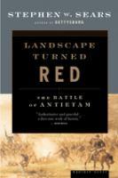 Landscape Turned Red