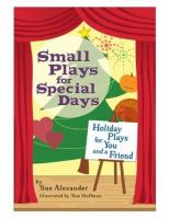 Small Plays for Special Days