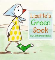 Lizette's Green Sock