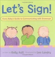 Let's Sign!