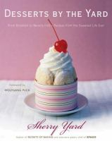 Desserts by Yard