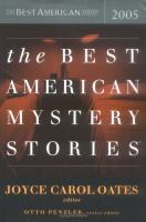 The Best American Mystery Stories, 2005