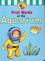First Words at the Aquarium