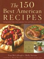 The 150 Best American Recipes