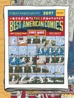 The Best American Comics, 2007