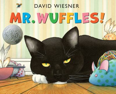 Cover image for Mr. Wuffles!