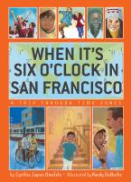 When It's Six O'clock in San Francisco : A Trip Through Time Zones