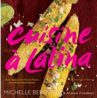 Cuisine à Latina