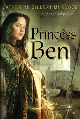 Princess Ben : being a wholly truthful account of her various discoveries and misadventures, recounted to the best of her recollection, in four parts