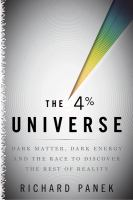 The Four-percent Universe