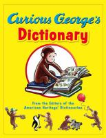 Curious George's Dictionary