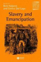 Slavery and Emancipation