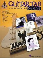 Guitar Tab '98 & '99