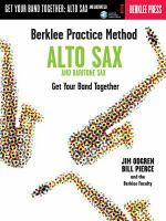 Alto Sax And Baritone Sax