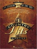#1 Country Hits of the '90s