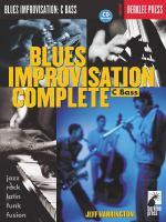 Blues Improvisation Complete C Bass