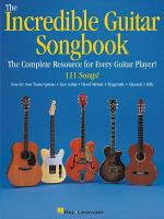 The Incredible Guitar Songbook