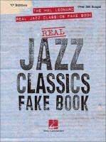 Real Jazz Classics Fake Book