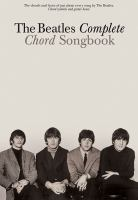 The Beatles Complete Chord Songbook