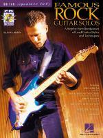 Famous Rock Guitar Solos