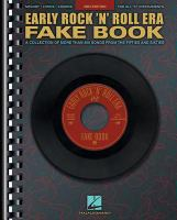 Early Rock 'n' Roll Era Fake Book