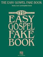 The Easy Gospel Fake Book