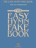 Easy Hymn Fake Book