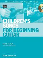 Children's Songs for Beginning Guitar