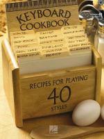 Keyboard Cookbook