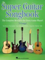 The Super Guitar Songbook