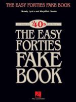 Easy Forties Fake Book