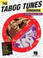 The Taboo Tunes Songbook