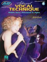 Advanced Vocal Technique