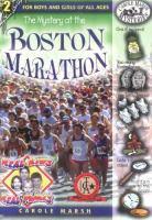 The Mystery At The Boston Marathon
