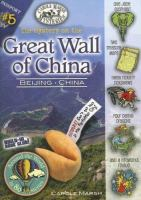 The Mystery on the Great Wall of China