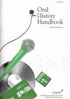 Oral History Handbook