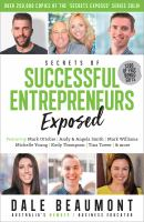Secrets of Successful Entrepreneurs Exposed