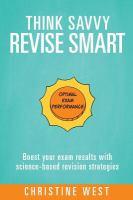 Think Savvy, Revise Smart