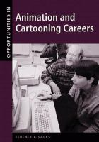 Opportunities in Animation and Cartooning Careers