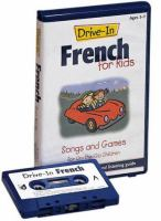 Drive-in French for Kids
