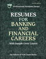 Resumes for Banking and Financial Careers