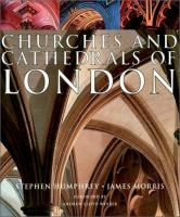 Churches and Cathedrals of London book cover
