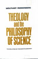 Theology And The Philosophy Of Science