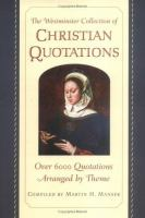 Westminster Collection of Christian Quotations