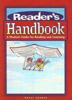 Reader's Handbook