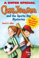 Cam Jansen, the Sports Day Mysteries