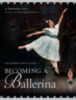 Becoming A Ballerina