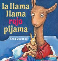 La llama Llama rojo pijama