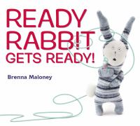 Ready Rabbit Gets Ready!